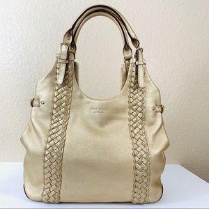 Kate Spade Golden Shoulder Bag